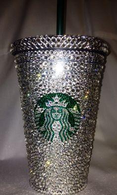 Sparkle Starbucks cup!