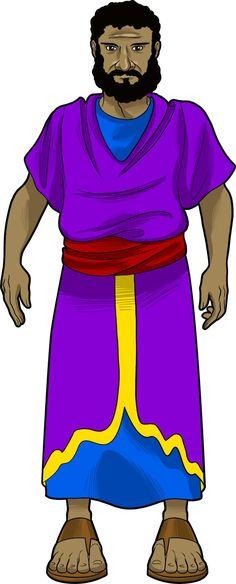 Persian man. A servant of King Ahasuerus.