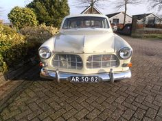 1962 - Volvo P121 - 34 VF
