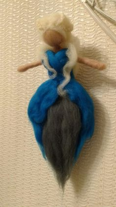 Needle Felted Daenerys Game of Thrones