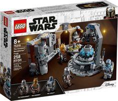 Lego Star Wars, Lego Mandalorian, Figurine Lego, Building Toys For Kids, Lego Building, Construction Lego, Exhaust Hood, La Forge, Le Shop