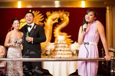 Anna and Spencer Photography. Atlanta Wedding Reception Venue: Oriental Pearl Restaurant in Atlanta.