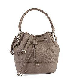 DKNY Bucket Bag beige