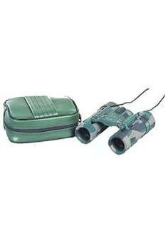 Camo Compact 8 X 21mm Binoculars w Case ! Buy Now at gorillasurplus.com