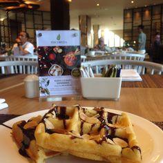 #breakfast #belgiumwaffles #waffles #resindahotel #hotelpadma