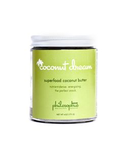 Made from only the finest ingredients and coconut meat, Philosophie's six-ounce Green Dream Coconut Butter is an amazing addition to...