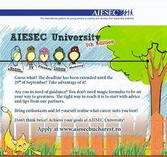 AIESEC University 2011