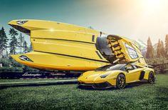 Lamborghini Team on Behance