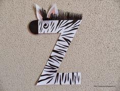 Clasa pregatitoare: Litere Letter Z Crafts, Preschool Crafts, Preschool Ideas, Activities For Kids, Arts And Crafts, Symbols, Lettering, Reading, Full Bed Loft