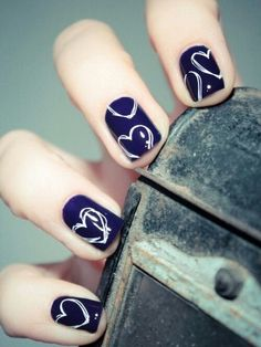 We Heart Nail Art: 20 Valentine's Day Manis to Fall For