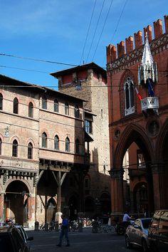 Palazzo della Mercanzia, Bologna, Italy, province of Bologna Emilia Romagna