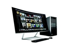 CES 2015: HP presenta monitores 4K, monitores curvos y su primer monitor 5K