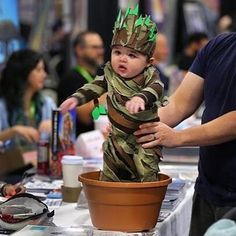 My Nominee for Parents of the Year are the parents of this Baby Groot!  #marvelcomics #Comics #marvel #comicbooks #avengers #captainamericacivilwar #xmen #xmenapocalypse  #captainamerica #ironman #thor #hulk #hawkeye #blackwidow #spiderman #vision #scarletwitch #civilwar #spiderman #infinitygauntlet #blackpanther #guardiansofthegalaxy #deadpool #wolverine #daredevil #drstrange #infinitywar #thanos #babygroot #groot #gotg2 http://ift.tt/2butnZA