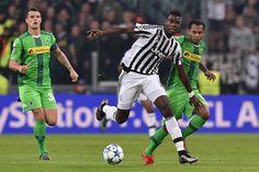 Paul Pogba Photos - Juventus v VfL Borussia Monchengladbach - UEFA Champions League - Zimbio