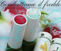 #Balsami #labbra per contrastare il freddo in offerta 2 a soli 3€! Per info e ordini contattami! #Balsamolabbra #offerta #burrocacao #addiofreddo #freddo