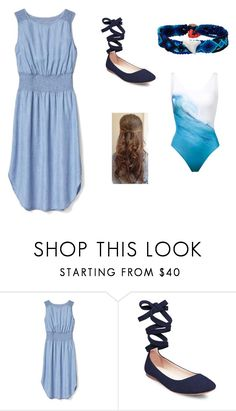 """""""Water"""" by mia-evergreen on Polyvore featuring Gap, Steve Madden and Dezso by Sara Beltrán"""