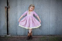 Maisie Dress and Top Violette Fields sizes 12months -10