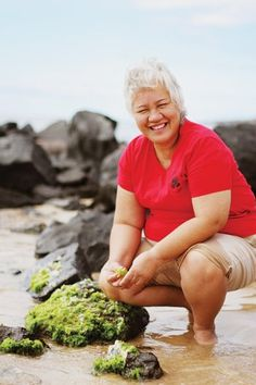 The Lure of Limu; seaweed harvesting from the ancient Hawaiians to restoration today! Amazing stuff! Go to http://anthonykey.iamlimu.com/ to try Limu for yourself! I promise it will change your life!