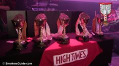 Amsterdam Cannabis Cup 2017 Winners/Results - High Times 30 Year Celebration