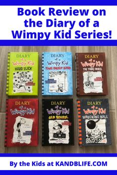 Have you been wondering about these books? Wonder if you'd like these books for your library or to give as a gift? Read our Book Review on the Diary of a Wimpy Kid Series and see if it's right for you! Children's Books, New Books, Wimpy Kid Series, Wimpy Kid Books, Book Reviews For Kids, Middle Schoolers, Love Book, Childhood, Hilarious