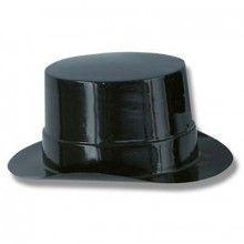 Mini Plastic Top Hat Party Favor - Nobbies