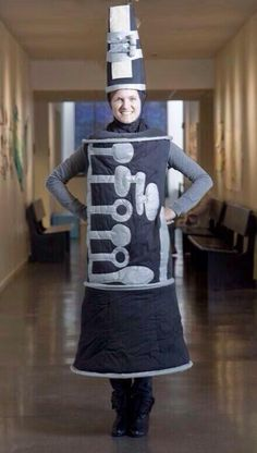 Clarinet Costume! | via Lady Trumpet