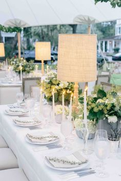 Tara Guerard Soiree by Corbin Gurkin Wedding tablescape