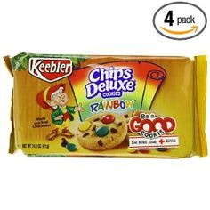 Keebler Rainbow Chips Deluxe Cookies, 14.5 oz. (Pack of 4) --- http://www.amazon.com/Keebler-Rainbow-Chips-Deluxe-Cookies/dp/B004X8TL7I/?tag=pintrest01-20