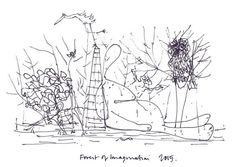 forest of imagination #bath #UK #landscape architecture #GrantAssociates