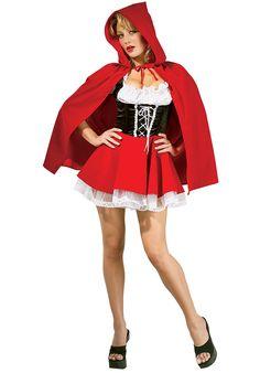 Rotkäppchen Deluxe Kostüm, Secret Wishes™   Märchen   Escapade Kostüme