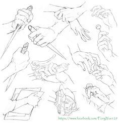 hands part5 by Tsutsuji-Sakai.deviantart.com on @deviantART