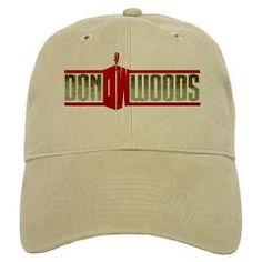 Don Woods Baseball Cap