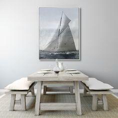 PEŁNE ŻAGLE 1    MIXGALLERY transport,yachts,wallart,canvas,canvas print,home decor, wall,framed prints,framed canvas,artwork,art