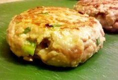 Amazin' Asian Ahi Tuna Burgers, pg. 46 in 1-2-3, 246 calories