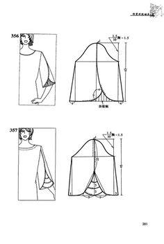 giftjap.info - Интернет-магазин | Japanese book and magazine handicrafts - Конструирование рукавов