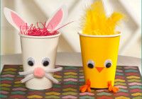 Easter Crafts For Kids : Easy Preschool Easter Craft Ideas as Easter day 2014 will be celebrate on 20th April, Sunday.