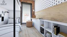 Divider, Loft, Bedroom, House, Furniture, Design, Home Decor, Decoration Home, Home
