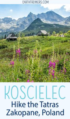 Hike Koscielec in th