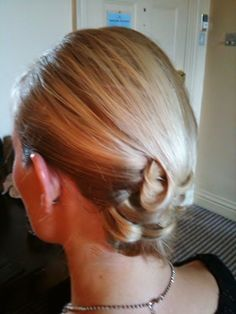 I did hair for the Scottish Royal Wedding in Edinburgh (Zara Phillips & Mike Tindall) this was one of the guests hair that I styled. Bridal Hair And Makeup, Hair Makeup, Mike Tindall, Zara Phillips, Beauty Ideas, Edinburgh, Circles, Scotland, Stylists