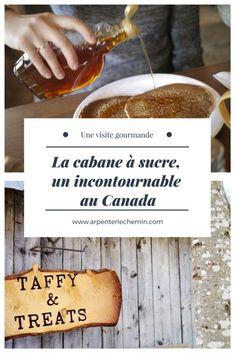 Expérience cabane à sucre érable Canada hiver - Arpenter le chemin
