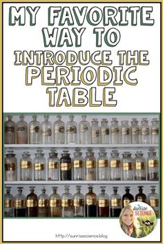 This 'Periodic People' activity has become a favorite lesson and definitely my favorite way to introduce the concept of the Periodic Table as a table of patterns! Grab a freebie here!
