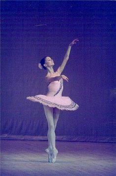 Young Maria Kochetkova /Bolshoi Ballet School