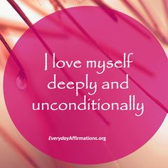 Daily Affirmations 12 February 2017