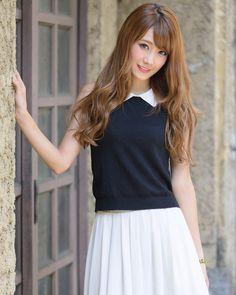 写真:菊浦愛さん 美人スナップ