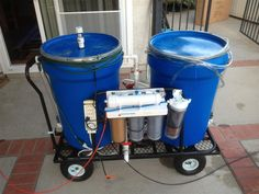 Salt Water Mixing Stations Let's See Them - Page 14 - Reef Central Online Community