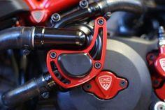 CNC Racing Wasserpumpenschutz Ducati Diavel, Monster 821 und 1200-Duc Shop Tirol