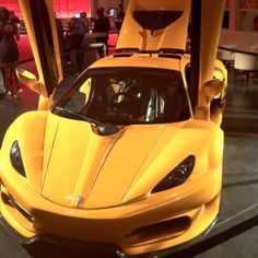 2012 HTT Plethore LC-750:  The official unveil of the first Plethore in Canada