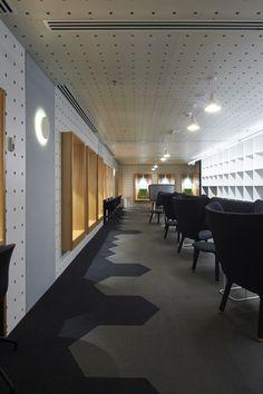 Monash International Bachelor of Business City Campus - in Melbourne, Australia  #education #commercialspaces #commercialinteriors #design #flooring