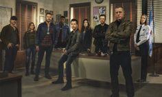 CHICAGO P.D. Season 5 Cast Photos
