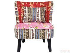 Tabouret ottoman tapisserie design strapontin poitrine boîte de rangement pliable pied
